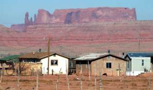 Navajo reservation, Arizona