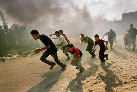 Gaza under siege, January 2009