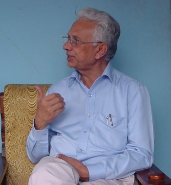 Gajurel of the Unified Communist Party of Nepal (Maoist)