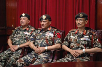 nepal_army_generals_high_command