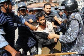 mass actions in nepal_maoist_kathmandu_5