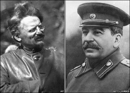 Hey, it'sa me, Trotsky