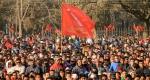 Maoist student flag